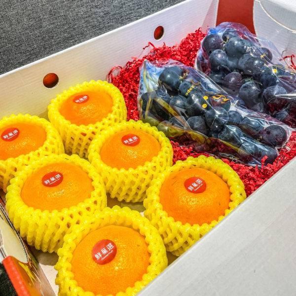 過年水果禮盒